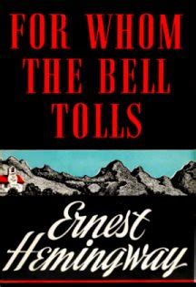 List of books and articles about For Whom the Bell Tolls