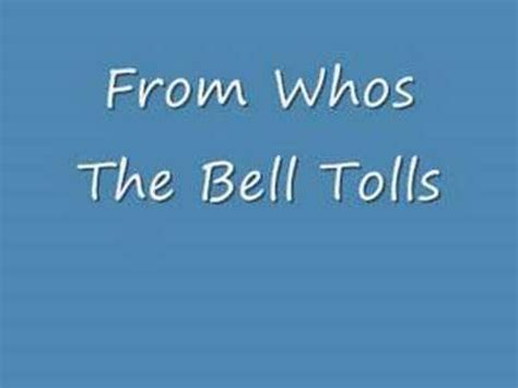 Translation Criticism of for Whom the Bell Tolls Essay